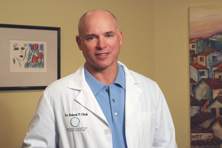 Dr. Richard Clark, world class plastic surgeon